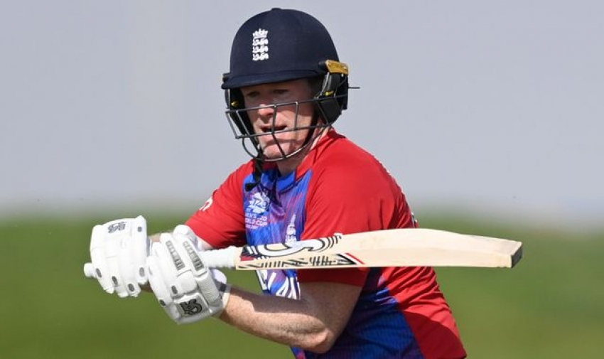 Eoin Morgan could be England's greatest captain if he wins ICC T20 World Cup, says Ryan Sidebottom