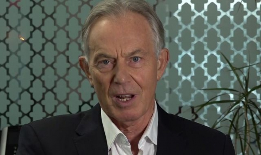 Tony Blair: Getting vaccine is 'civic duty' and govt should bump boosters to 500,000 a day